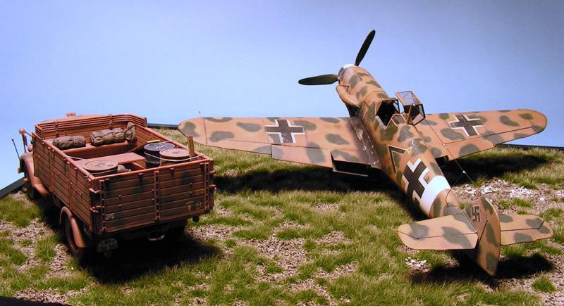 Me 109G-4 Hasegawa 1/48 PICT0007