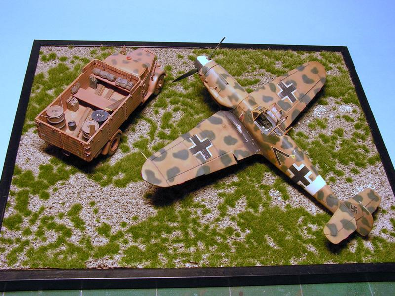 Me 109G-4 Hasegawa 1/48 PICT0010