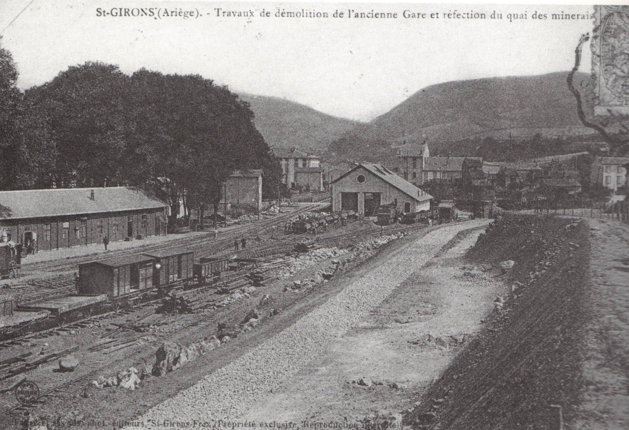 Gare Terminus  49St-Girons