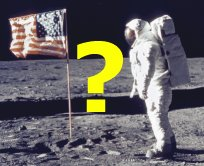 About That Moon… It's Not Real, You Know Moon-landing-hoax