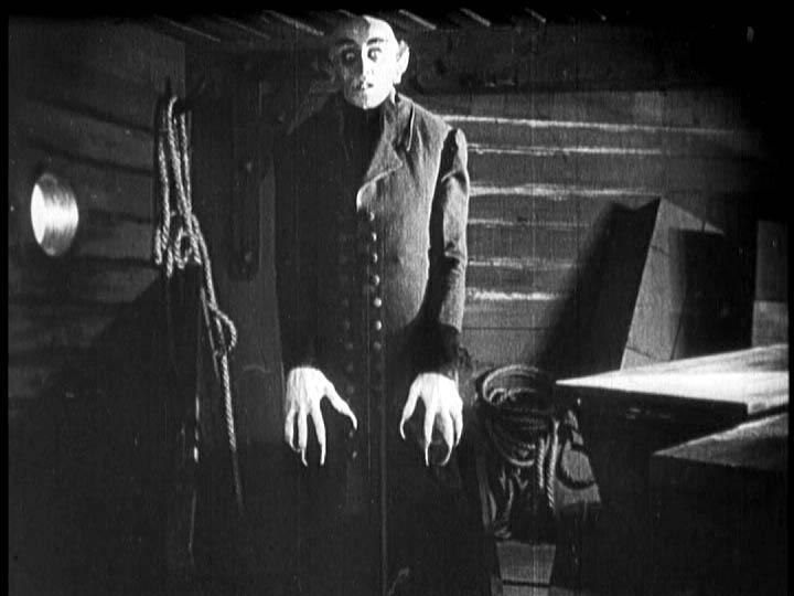 Вампиры (в литературе и кино) Nosferatu