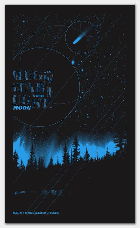 Los posters de los conciertos  15_mugstar
