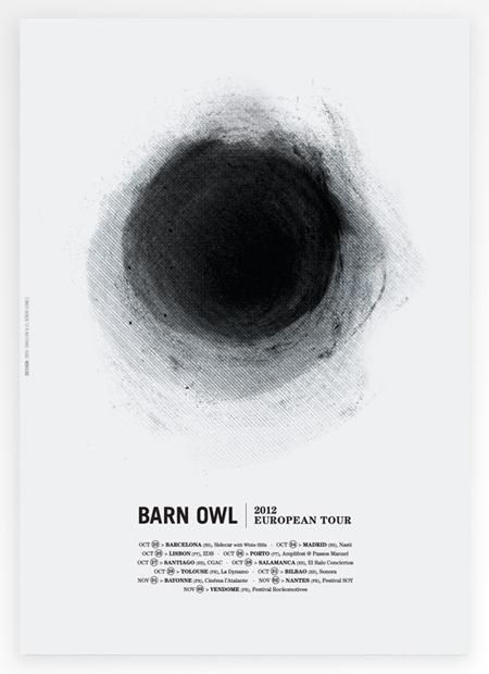 Los posters de los conciertos  BO