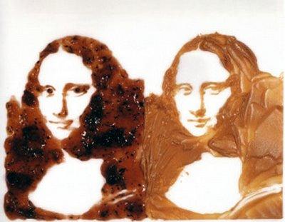 Razne Mona Lize Vik-muniz-mona-lisa-peanut-butter-jelly