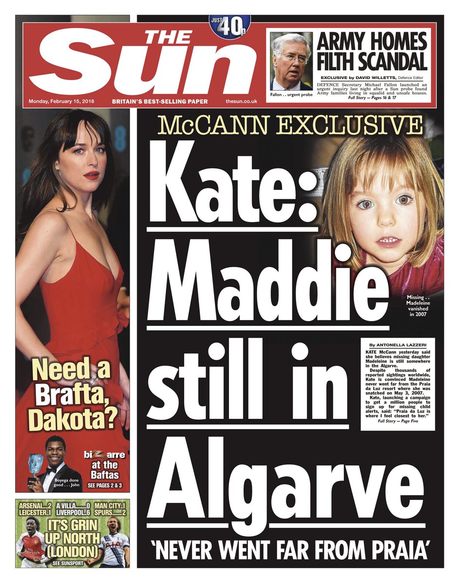 Kate McCann: Maddie - Still in the Algarve CbNYMkWXIAAIFwv
