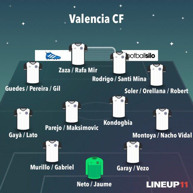 El Valencia de Marcelino (Temporada 2017 - 2018) DIr5WzFV4AASCUq