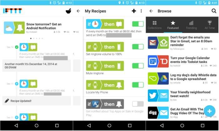 4 - Korisne aplikacije za vaš smartfon! 7-ifttt