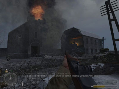 Call of Duty (03) + datadisk (United Offensive), Call od Duty 2 (05) / EN Call-of-duty-united-offensive-20040827050556021