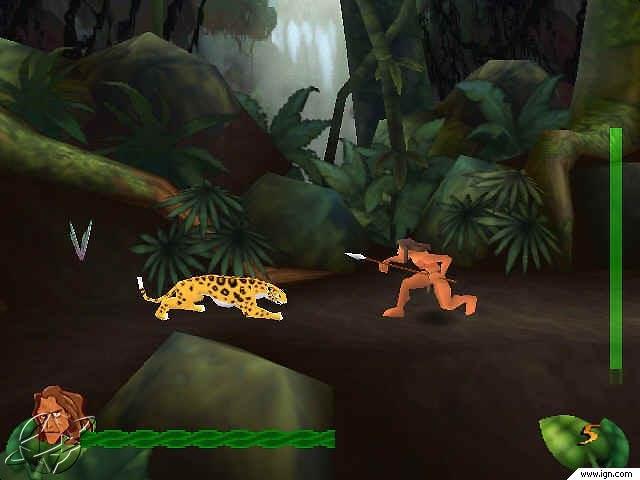 العاب فيديو للتحميل Tarzan001