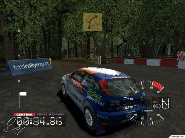 Colin McRae Rally 3 (03) / + Colin McRae Rally 4 (04) / EN CMR3_042903_009_640w