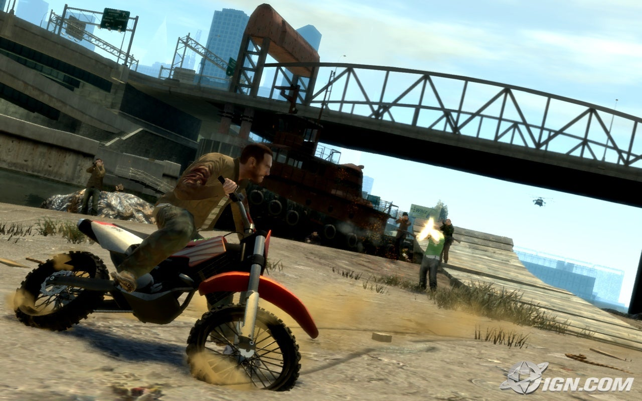 Grand Theft Auto 4 - GTA 4 - GTA4 - Full indir - Oyun indir - Oyun Download Grand-theft-auto-iv-20081030095310789