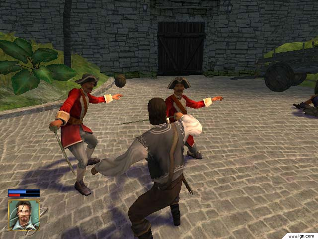 Pirates of the Caribbean - PC Pirates_032703_02