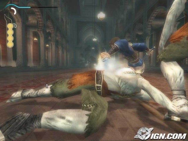 لعبه Prince Of Persia Sands Of Time
