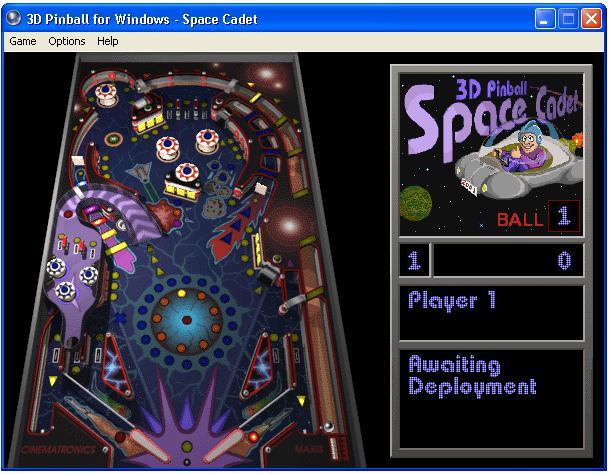 XP Igre Pinball1
