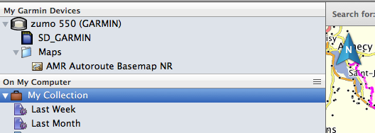 [Résolu] Basecamp et 2 x même carte : 1 sur disque dur, 1 sur Garmin. BC-Maps