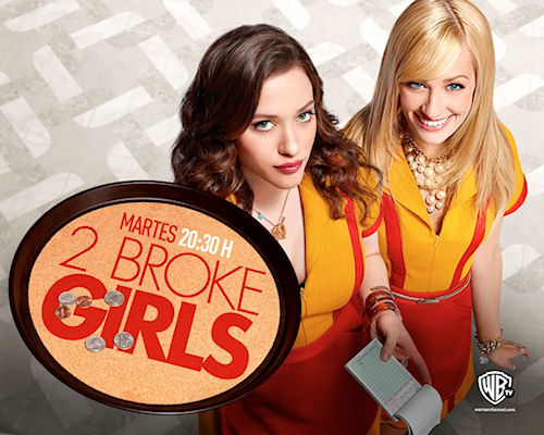 2 Broke Girls D0235888_1295770