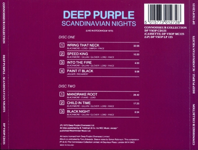 Deep Purple - Scandinavian Nights (1988) / Live in Stockholm (2005) A0103027_49699020c0395