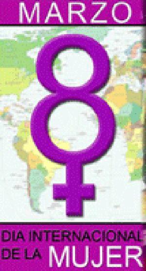 Convocatoria:Celebramos el Día Internacional de La Mujer 8demarzo
