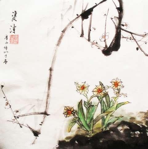 Peintures chinoises X-shuang