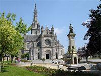 Histoire des Apparitions de Notre Dame de Kério en Noyal-Muzillac (France) Steannedauray