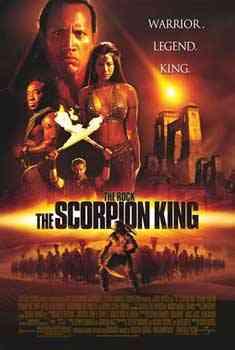 "Dwayne ""The Rock"" Johnson The-Scorpion-King-cover"