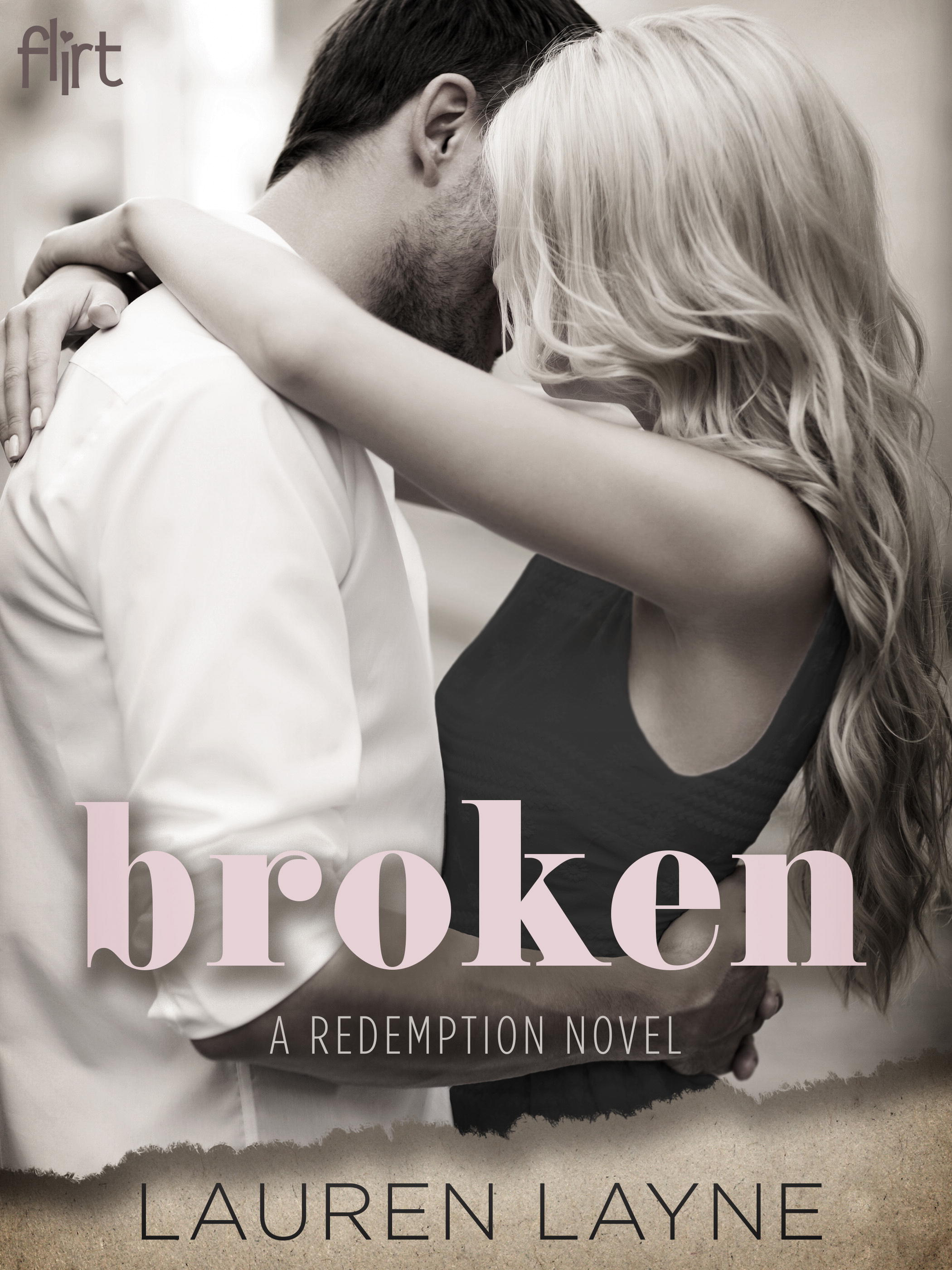 Redemption - Tome 1 : Broken de Lauren Layne Broken