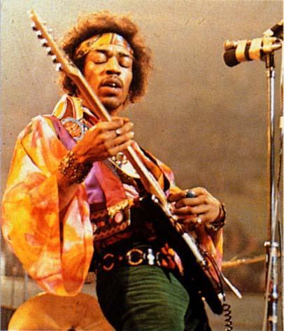 Un pò di blues Hendrix