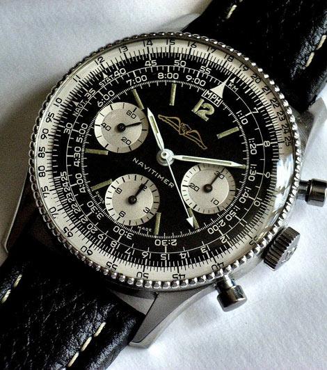 Les 3 plus belles chronographes du monde AOPA-Navitimer