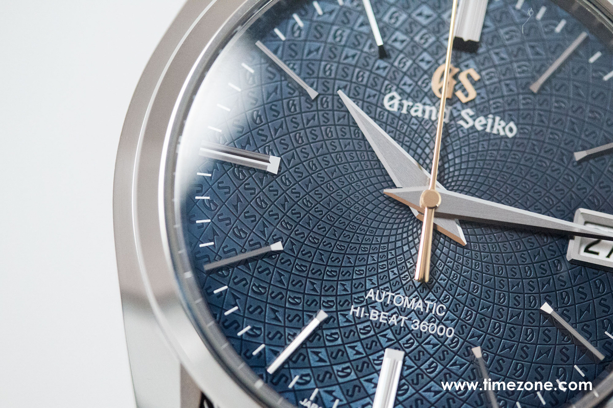 Les plus belles alternances poli/brossé Grand-Seiko-SBGH267-003