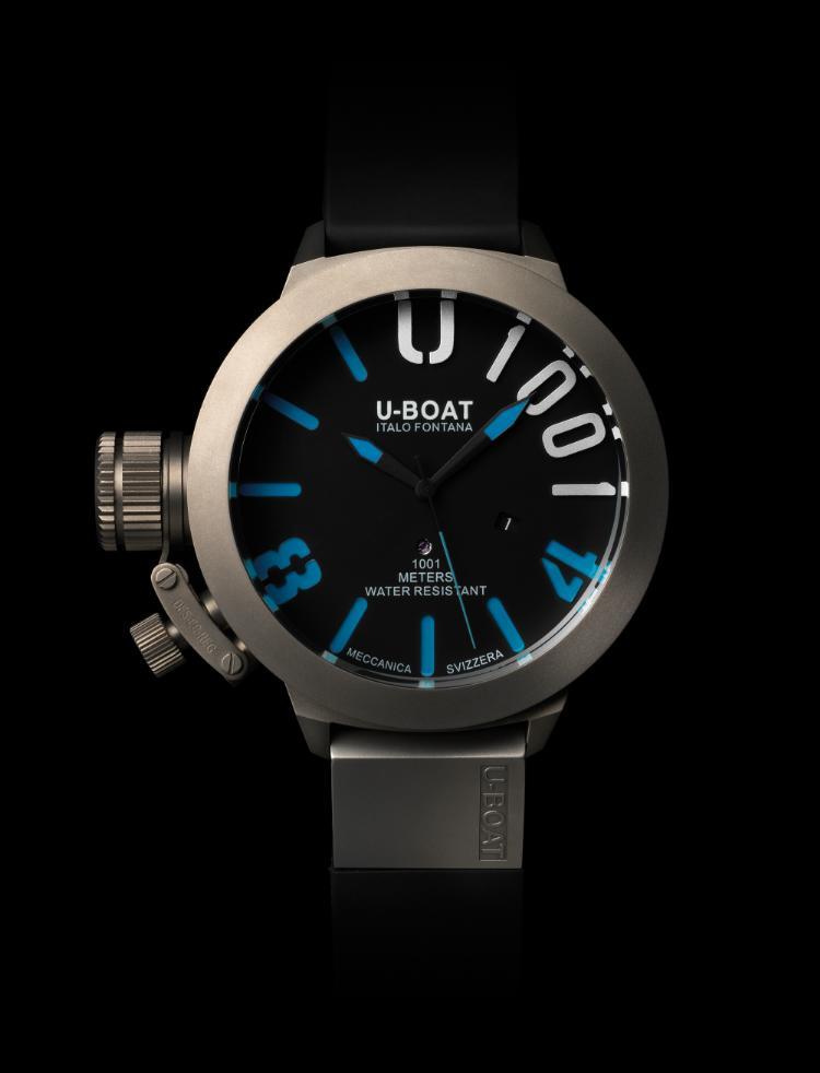 News : U-BOAT Italo Fontana Classico 1001 1001blue1