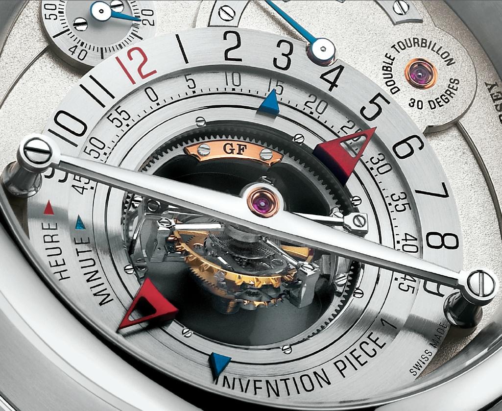 News : Greubel Forsey Invention Piece 1 Platinum 16911