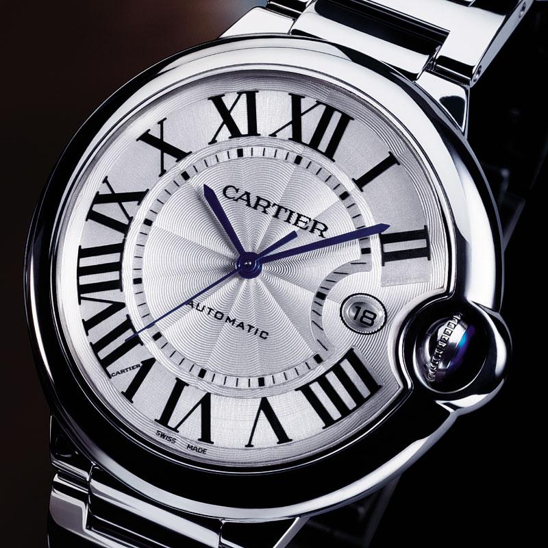 Cartier . Ballon bleu 23084