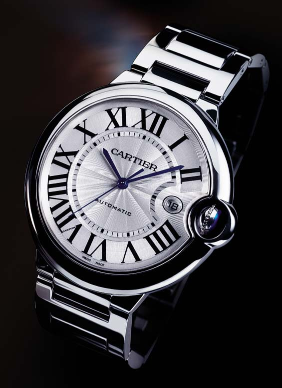 Cartier . Ballon bleu 230844