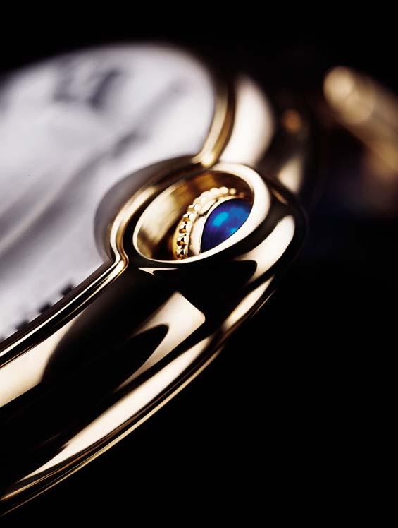 Cartier . Ballon bleu 23085