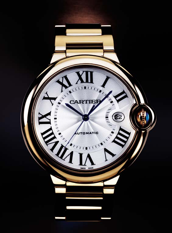 Cartier . Ballon bleu 23092
