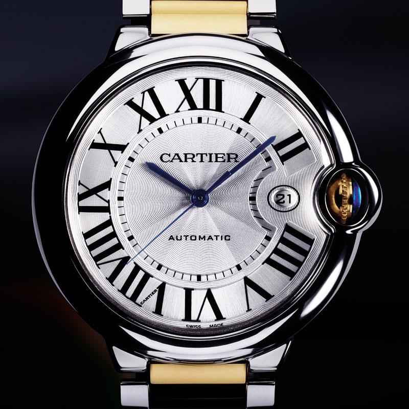 Cartier . Ballon bleu 23095