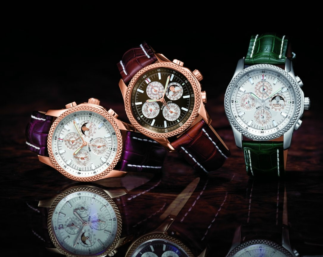 Breitling pour Bently Mark VI Complications 29 29