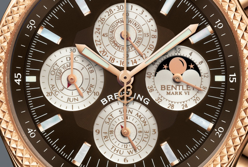 Breitling pour Bently Mark VI Complications 29 291
