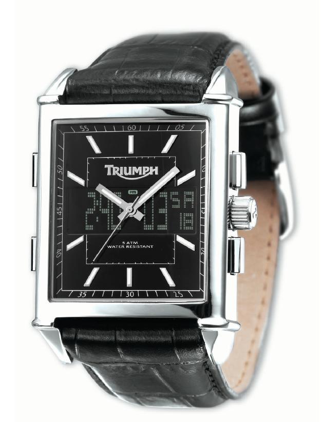 Triumph se met aux montres... 3023