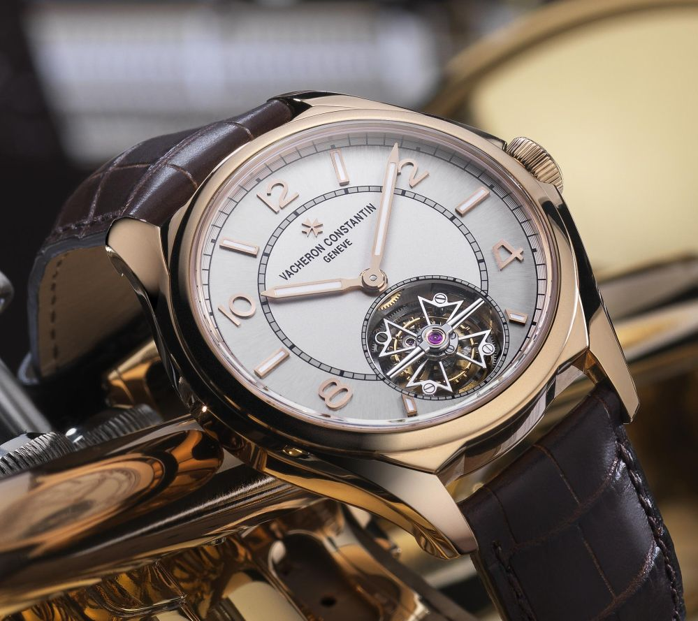 vacheron - News : Vacheron Constantin 56 Tourbillon 56turby