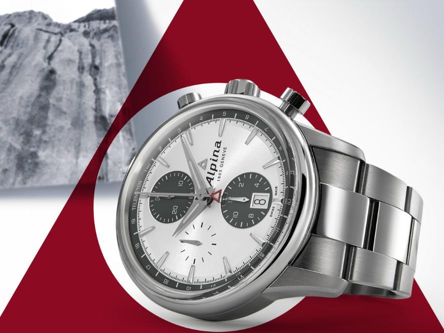 News : Alpina Alpiner Chrono Automatique Al750b