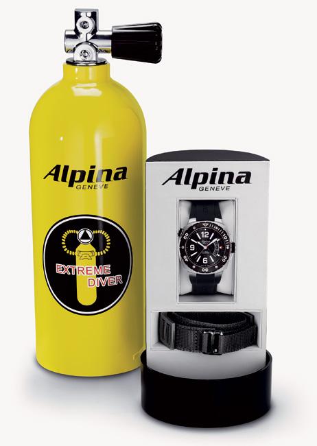 News : Alpina Extreme Diver Alpinadive
