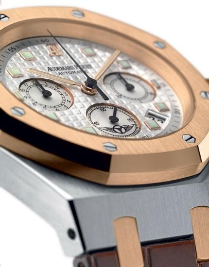 Audemars Piguet Royal Oak Chronographe Edition Limitée Aptour2