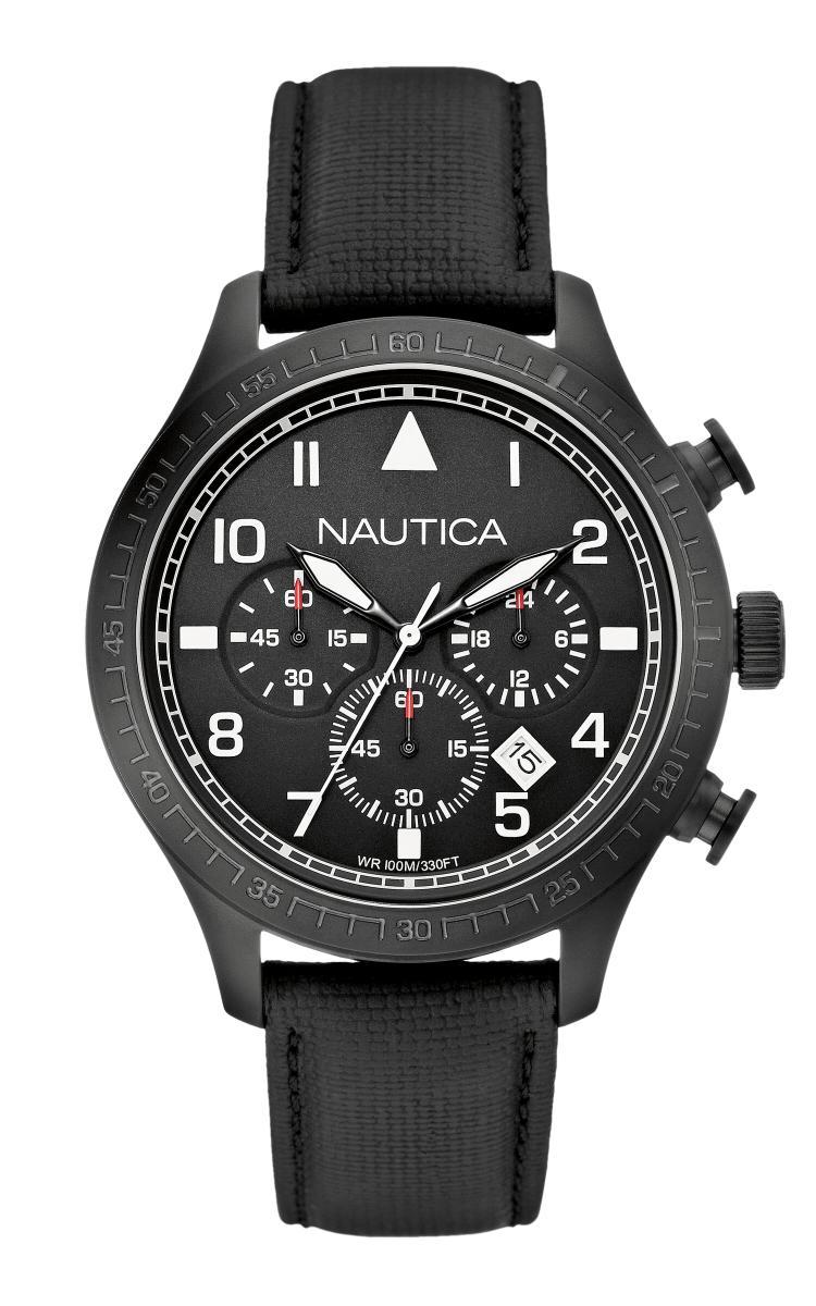 Nautica BFD 105 Aviation Chronograph  Avibfd1