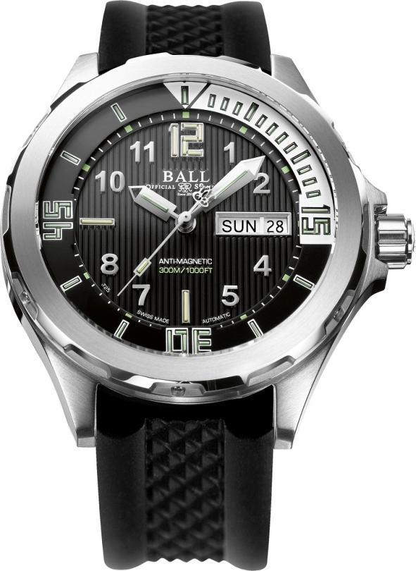 Ball Watch's new Engineer Master II Diver Balumee1