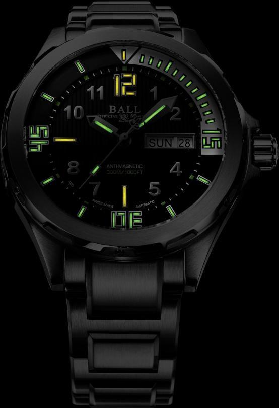 Ball Watch's new Engineer Master II Diver Balumee2