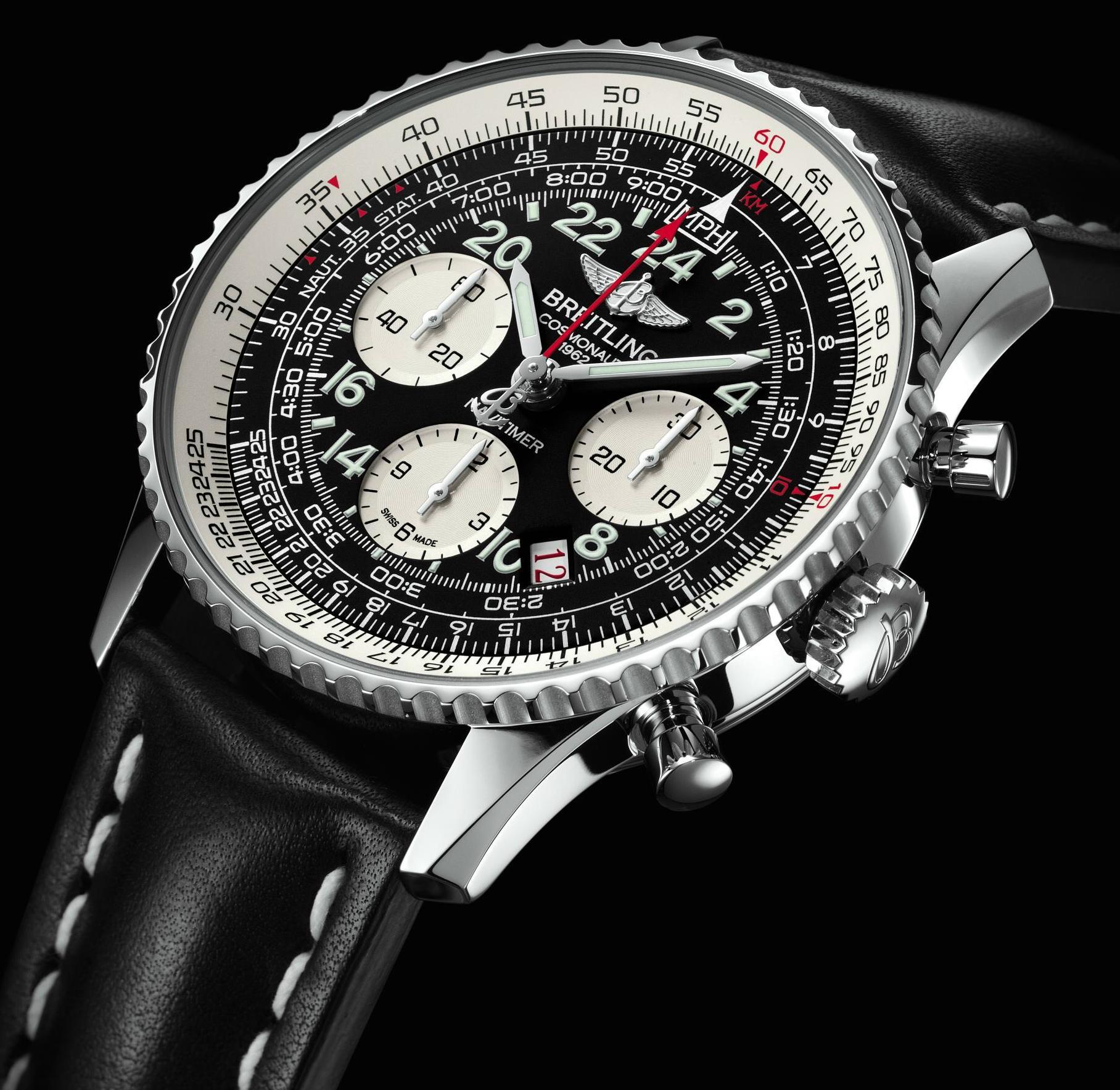 breitling - Breitling Navitimer Cosmonaute Bnav24a