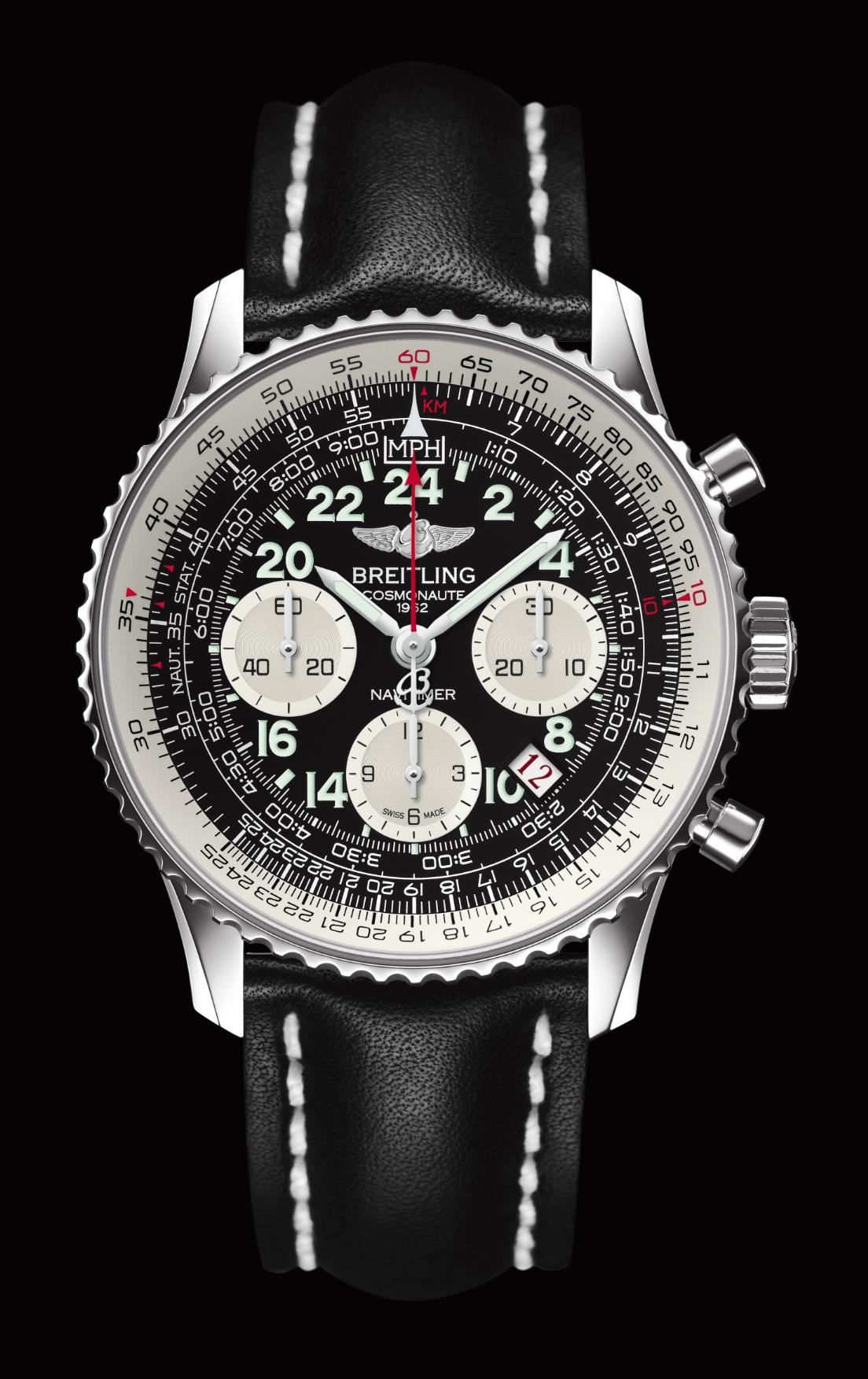 breitling - Breitling Navitimer Cosmonaute Bnav24b