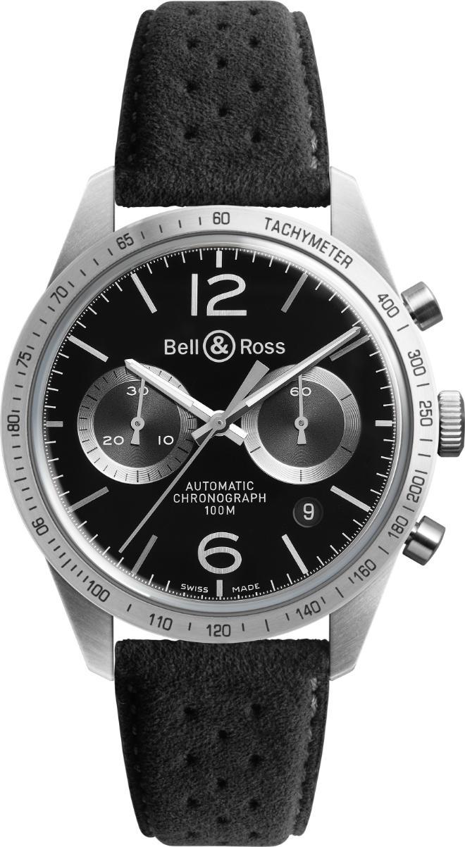 Bell & Ross's new Vintage BR GT collection Brvintgt7