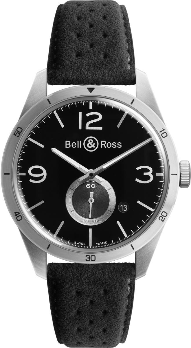 Bell & Ross's new Vintage BR GT collection Brvintgt8